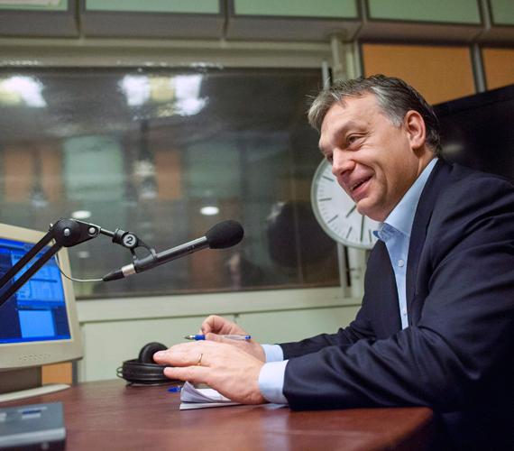 """A miniszterelnök szerint nyilvánvalóan lesz alkotmánybírósági kontrollja az új választási eljárási törvénynek, és ez """"jól is van így"""". Orbán Viktor a Kossuth Rádiónak nyilatkozott, most Áder Jánoson a sor."""