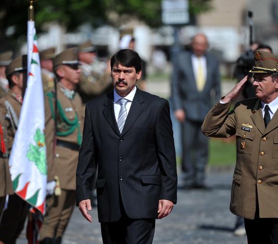 Csütörtökön beiktatták Áder Jánost, Magyarország ötödik köztársasági elnökét.