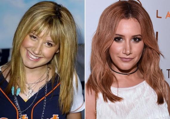 A Sharpay Evanst alakító Ashley Tisdale némileg visszavonult a reflektorfényből, és bár időnként hallat magáról - nemrégiben férjhez ment -, 2014 óta nem volt új filmje. A színésznő most 30 éves.