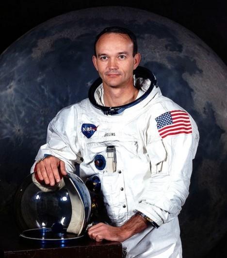 Michael Collins                         Tapasztalt űrhajósként vett részt a holdraszálláson az 1930-as születésű Michael Collins. 1963-tól kapott űrhajóskiképzést, majd két űrsétát is végrehajtott. Később az Apollo–11 parancsnoki moduljának pilótájaként tevékenykedett, majd ott volt az első holdraszállásnál, de ő az űrhajón maradt. 1971-ben kinevezték a Smithsonian Intézet repülési és űrhajózási múzeumának igazgatójává.                         Kapcsolódó cikk:                         Nem volt igaz a holdraszállás? »