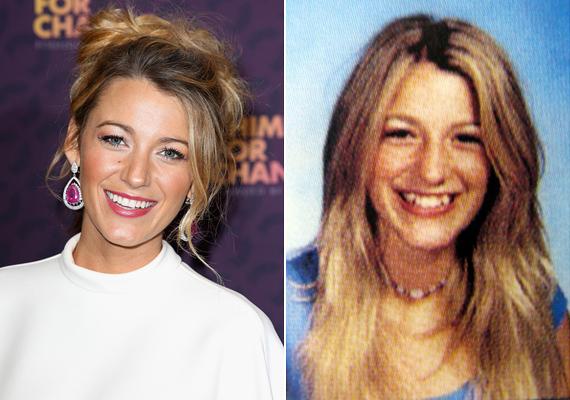Blake Lively kegyeiért nemcsak a Gossip Girlben, hanem az életben is versenyeztek a pasik, amíg Ryan Reynolds feleségül nem vette. A képen jól látható, hogy Blake bizony megműtette az orrát.