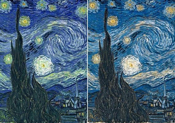 Kazunori Asada japán kutatóorvos szerint Van Gogh különös színhasználata is színlátási zavar következménye lehet.