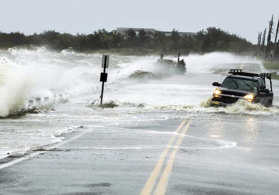 A 2012-es Sandy hurrikán nem kímélte New Yorkot és New Jersey-t. Sokakat kitelepítettek, az áramszolgáltatás jó ideig szünetelt, hét és fél millióan maradtak áram nélkül.
