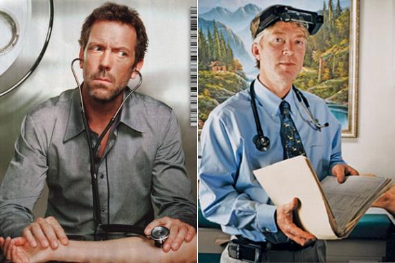A Doktor House című sorozat történetéhez Thomas Bolte megdöbbentő eseteinek leírása adott ihletet, így a képernyőn látott sztorik közül nem mind a képzelet szüleménye. Az írók emellett az amerikai orvoshoz hasonlóan zseniális és egyedi karaktert akartak létrehozni.