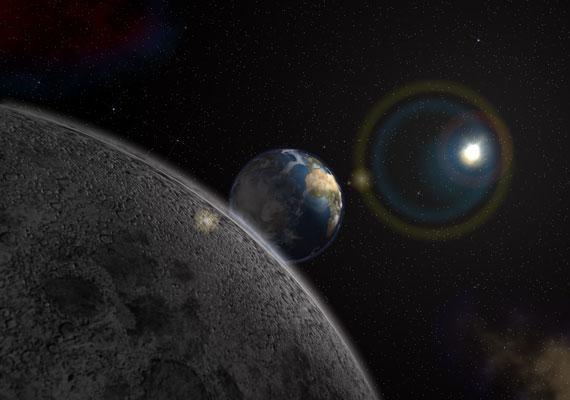 Szintén az idei évben, október 18-án, 18 órakor a Hold, a Mars és az Antaros látványos együttállása lesz megfigyelhető az esti szürkületben.
