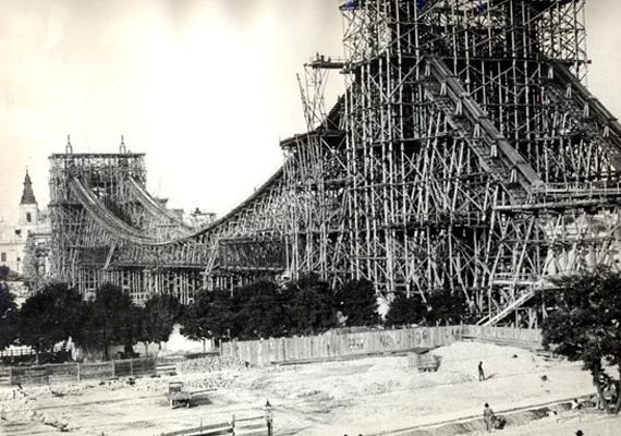 El tudod képzelni, hogy az Erzsébet híd nem mindig tartozott hozzá a város képéhez?