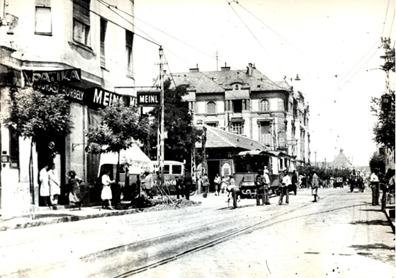 Újpest régen.
