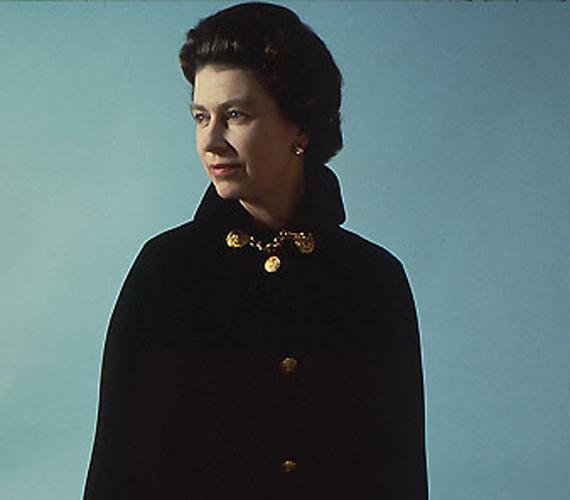 II. Erzsébet négy évvel később, 1968-ban.