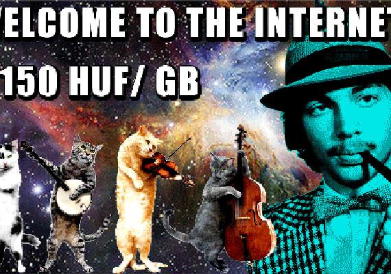Az ifjú Orbán Viktor és zenélő macskák az adóztatni kívánt internet sztárjai.