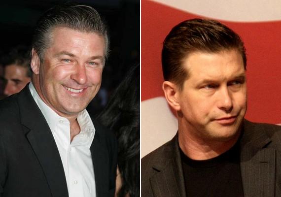 Alec Baldwin és Stephen Baldwin is hasonlítanak egymásra.