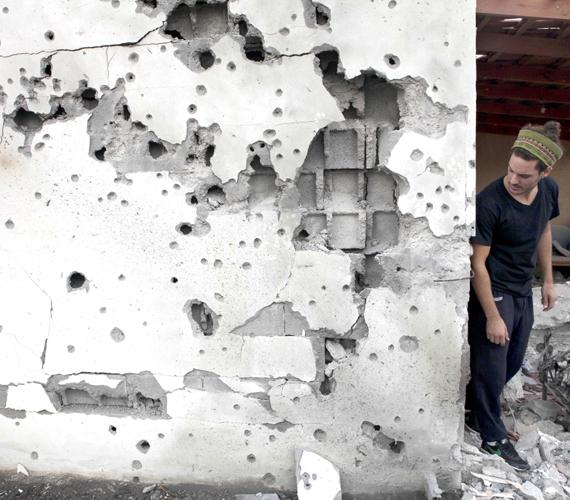 Egy nap alatt a legtöbb palesztin rakéta - 316 - a múlt csütörtökön ért izraeli területre.