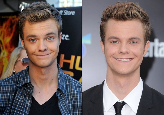 Jack mára 23 éves felnőtt lett, és arcán felfedezhetők mind az apja, mind az anyja jellegzetes vonásai.
