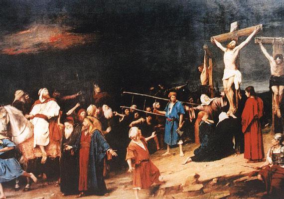 Munkácsy Mihály Krisztus-trilógiájának első darabja, a Krisztus Pilátus előtt volt Tiziano képe előtt az MNB gyűjteményének legdrágább darabja. Az 1881-es képet a jegybank 1,6 milliárd forintért vette meg.