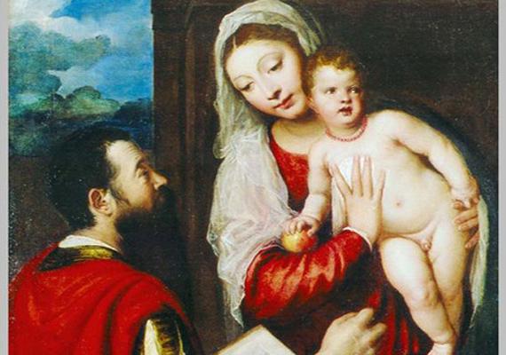 Tiziano Mária gyermekével és Szent Pállal című festménye Pécsen került elő 2005-ben. Miután kiderült, hogy a híres olasz festő műve, még évekig magánkézben volt a kép, de már akkor világos volt, hogy az elmúlt 50 év legértékesebb itthon felbukkant művéről van szó. Az MNB végül 4,5 milliárdért jutott hozzá, amivel itthon akarják tartani a képet, ami eddig is itthon volt, a Szépművészeti Múzeum állandó kiállításán szerepelt.