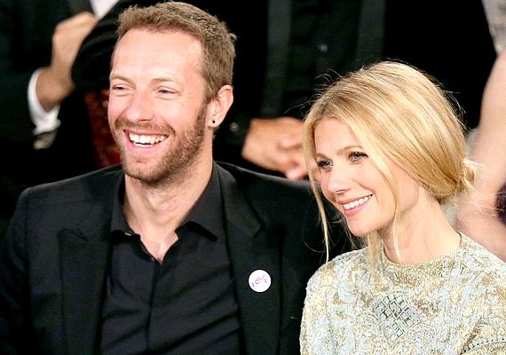 Chris Martin és színésznő felesége, Gwyneth Paltrow tíz év után vetett véget a házasságának idén tavasszal, két közös gyermekük van.