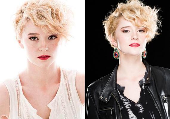 Hannah egy marylandi énekesnő, I Feel Awake című debütáló dalához már videoklip is készült, amit ide kattintva megtekinthetsz.