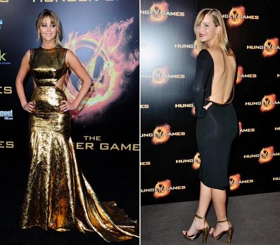2012-ben először aNapos oldal című filmmel ért el sikereket, majd Az éhezők viadala meghozta az áttörést Jennifer számára.
