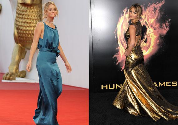Büszke nőies alakjára, a nyilvános megjelenésekre mindig olyan ruhát választ, ami kiemeli az idomait.