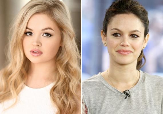Jessica szőke és 21 éves, Rachel pedig barna és 33, de a két színésznő között tagadhatatlan a hasonlóság. Mindkettőjüknek egy sorozat, előbbinek a Heartland, utóbbinak a Narancsvidék hozta meg a sikert.