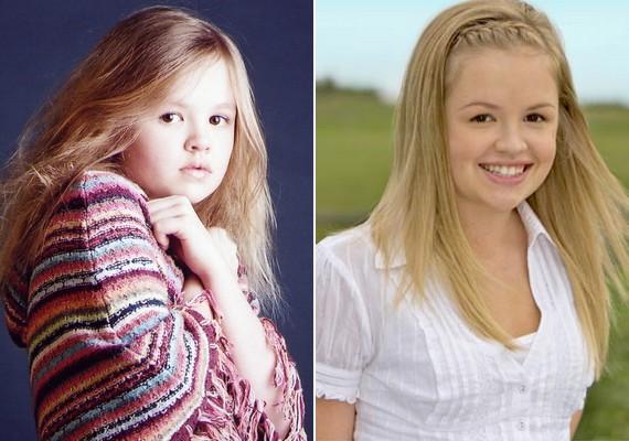 A Heartland sztárja kicsi kora óta szeretne színésznő lenni, és mindössze hétéves volt, amikor megkapta első sorozatszerepét aRejtélyek kalandorai egyik epizódjában.