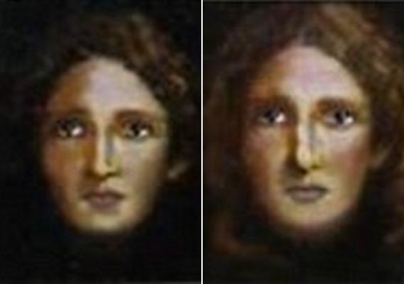 Bár a fotókat sajnos kis méretben és nem túl jó minőségben tették közzé, a lényeg kivehető rajtuk: ilyen lehetett Jézus, amikor kisfiú volt.