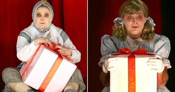 Konrádka szerepében Pogány Juditot, Augusztácska szerepében pedig Debreczeny Csabát láthatod, de számos neves színész is a rosszcsont gyerekek bőrébe bújt.