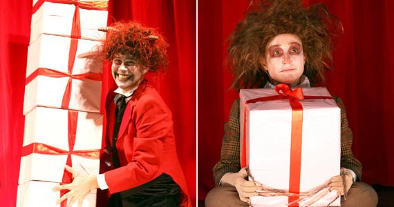 A darabot az Örkény Színház állítja színpadra, a havi műsort itt nézheted meg.