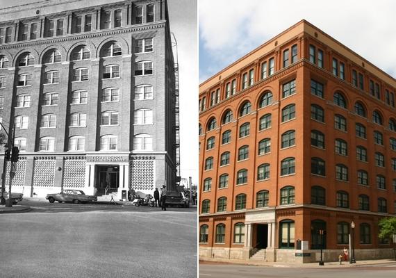 A JFK-gyilkossággal Lee Harvey Oswaldot, a közelben álló tankönyvraktár alkalmazottját gyanúsították. A lövések 81 méterre az elnöktől dördültek,a raktár hatodik emeleti, legkeletibb ablakából. Ez szintén egy gyanús megállapítás, hiszen Oswald nem volt mesterlövész. A raktár jelenleg a Sixth Floor Museum, vagyis a Hatodik Emelet Múzeum nevet viseli.