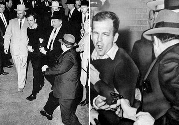 A gyilkosság felderítésére felállított kongresszusi bizottság jelentése szerint Oswald mögött nem állt semmilyen csoportosulás, vagyis magányos tettes volt. A gyanúsítottat 1963. november 24-én rendőri kísérettel szállították a börtönbe, amikor a riporterek közül előugrott egy férfi, és hasba lőtte Oswaldot. Ez volt az első olyan gyilkosság a televíziózás történetében, amit élő adásban közvetítettek.
