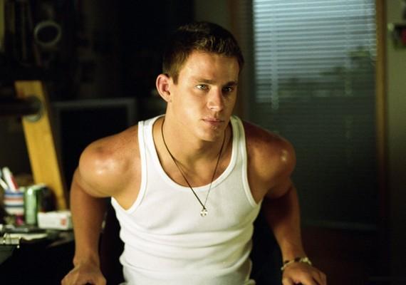 Channing Tatum nyerte el az év legszexibb élő férfija címet. Te egyetértesz?