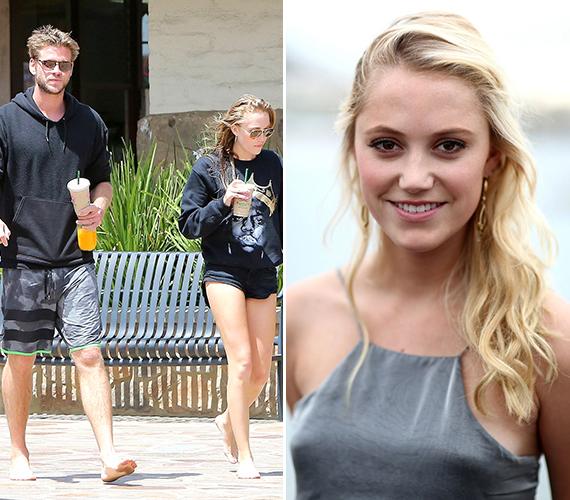 Liam Hemsworth Maika Monroe-val alkot egy párt. Bár mindketten szerepet kaptak a Függetlenség napja 2-ben, a lány mindössze néhány éve, 2012 óta játszik filmekben.