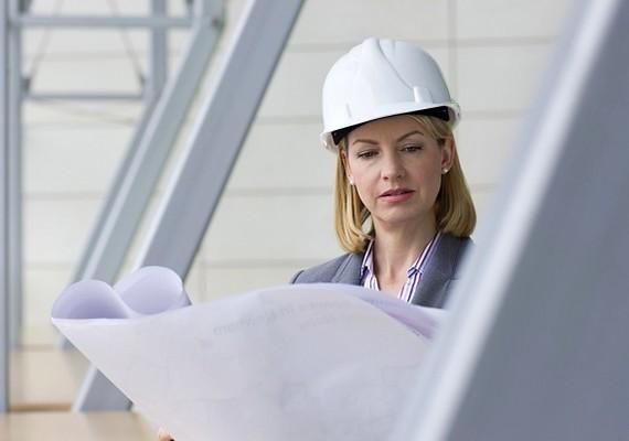 Az építészek között szép számmal akadnak nők is, és sikeresek a szakmájukban.