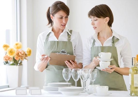 Ha rendezvényszervezőként dolgozol, előny, hogy nő vagy, mert szívesebben bíznak majd meg a dolgok lebonyolításával.
