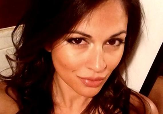 A héten egyszerre két lánnyal látták távozni: az egyikük a 32 éves Sophia Rayo volt.