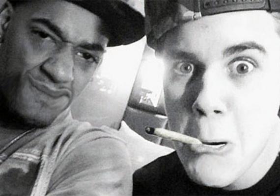 Az ominózus házkutatás után Justin egyik barátját, Lil Zát szinte azonnal letartóztatták kokainbirtoklás miatt.