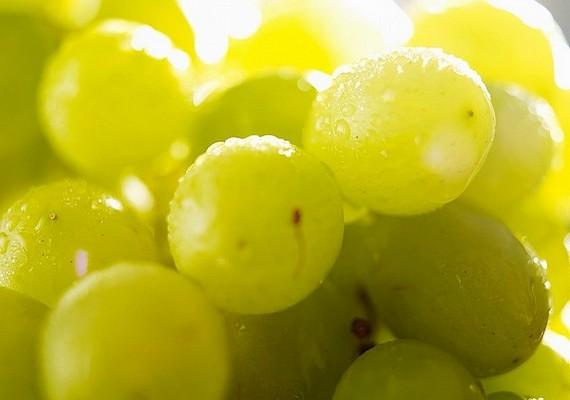 Ha édességre vágysz, egyél meg egy tálkányi szőlőszemet. Alig van benne kalória, de jól eltelít.