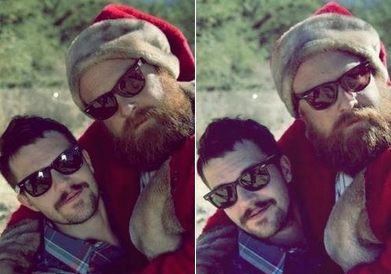Ági: - Kedvenc együttesem a Killers, akik minden évben készülnek karácsonyi dallal, az ebből befolyt összeget pedig jótékonyságra fordítják. Idén már a nyolcadikkal készültek. A számok nagyon változatosak, van köztük ironikus és gonoszkodó is, nekem a legjobban a Don't Shoot Me Santacímű tetszik, ami arról szól, hogy valaki magyarázza a Mikulásnak a bizonyítványát,de nem nagyon sikerül.