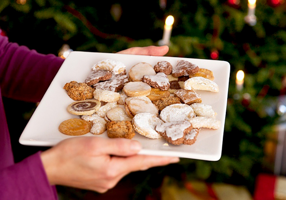 Provence-ban megadják a módját a lakomának: 13 féle desszertet is készítenek.
