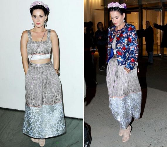 A nagy Gatsby című film New York-i premierjére rendkívül előnytelen ruhát választott.