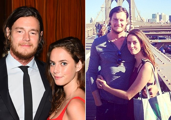 Benjamin már volt házas, 2013-ban vált el Meryl Streep lányától, két év házasság után.