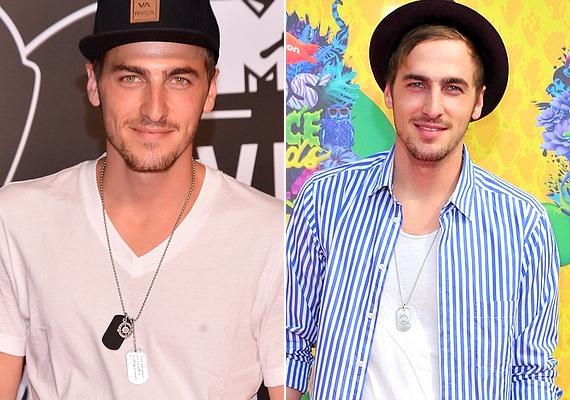 Így néz ki most Kendall Schmidt, néhány évvel ezelőtt még nem gondoltuk, hogy egyszer ilyen sármos lesz.