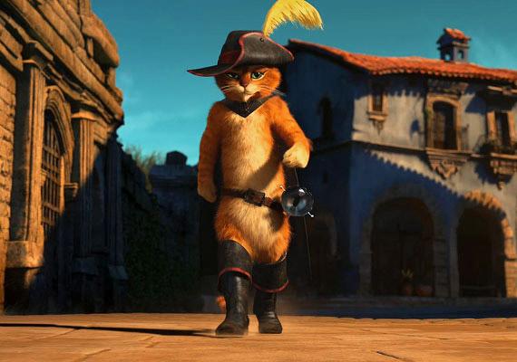 Csizmás, a kandúr története még jóval azelőtt játszódik, hogy Shrekkel és Szamárral találkoztak volna. December 1-jétől a mozikban!