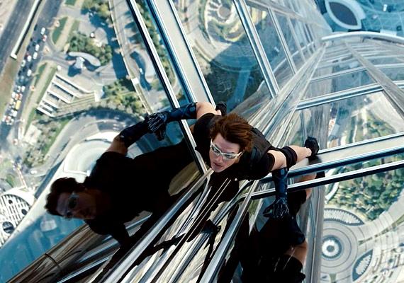 Mission: Impossible - Fantom protokoll címmel kerül december 15-én a hazai mozikba Tom Cruise legújabb küldetése.