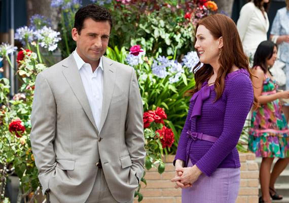 A Steve Carell és Julianne Moore főszereplésével készült Őrült, dilis szerelem című vígjáték igazán megindítja a romantkus énedet.