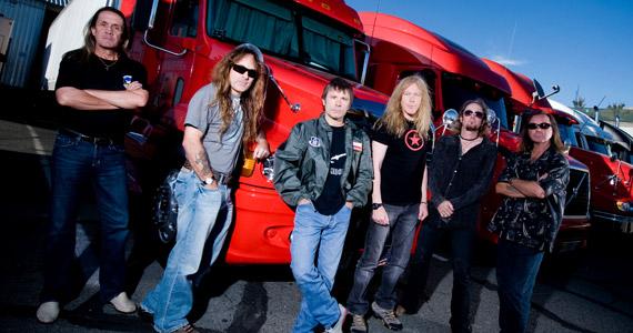 A több mint 30 éve a metál zene élvonalában lévő Iron Maiden a 4. napon adott felejthetetlen koncertet.