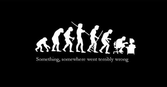 Az evolúció néha megtréfál. A nagy felbontású képért kattints ide!
