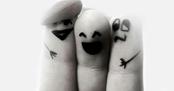 A legjobb barátokra mindig számíthat az ember, még ha kicsit különcök is. A nagy felbontású képért kattints ide!