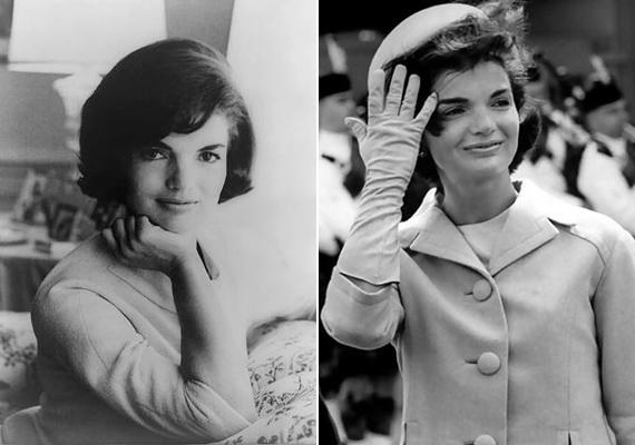 Jackie Kennedy a 35. amerikai elnök, John F. Kennedy felesége volt. Hasonlóan a jelenlegi first lady-hez, igazi divatdiktátor volt, azonban diplomáciai érzéke tette őt igazán naggyá.
