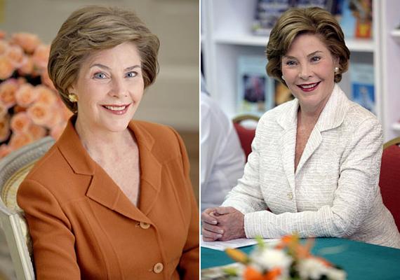 Laura Bush, George W. Bush exelnök felesége elsősorban anyának tekintette magát, azonban a női egészségért folytatott kampányai világhírűvé váltak.