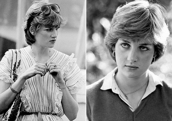 Ilyen volt fiatal felnőttként, mielőtt hozzáment volna Károly herceghez.